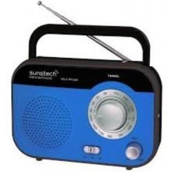 Radio portátil SUNSTECH RPS560BL