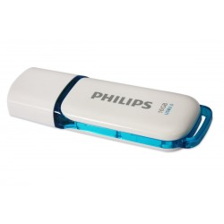 Memoria USB PHILIPS snow 16GB blan