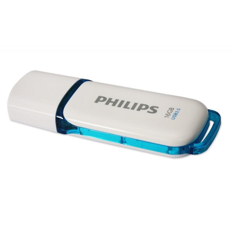 Memoria USB PHILIPS snow 16GB blan