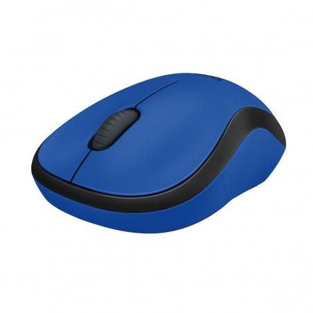 Ratón LOGITECH M2220 azul