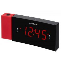 Radio reloj SUNSTECH