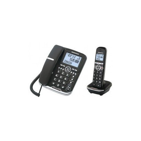 Teléfono dect combo DAEWOO DTD5500