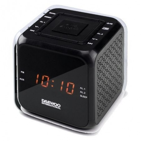 Radio reloj DAEWOO