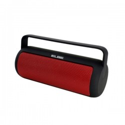 Altavoz bluetooth ELBE river rojo