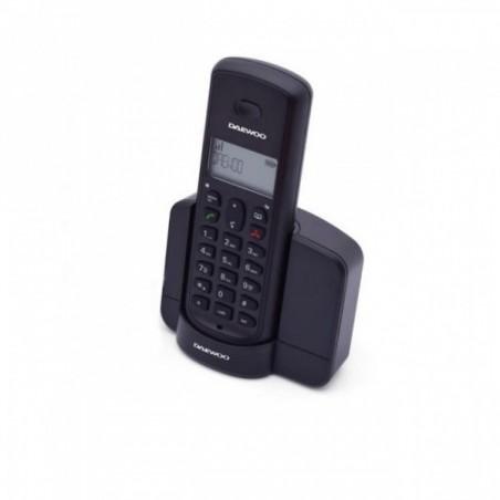 Teléfono dect DAEWOO DTD-1350 negro