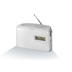 Radio portátil grundig MUSIC61 blanca