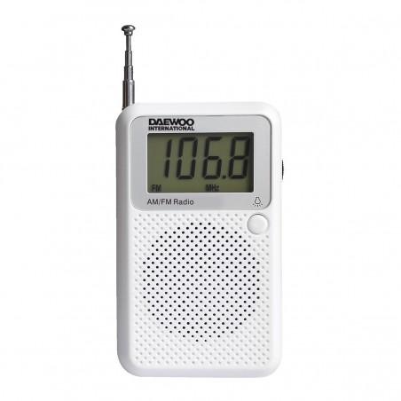 Radio portátil DAEWOO DRP-115