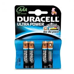 Pilas DURACELL ultra power