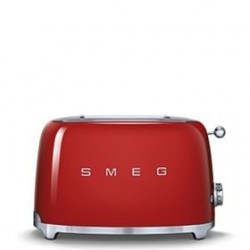 Tostador SMEG TSF01RDEU Rojo