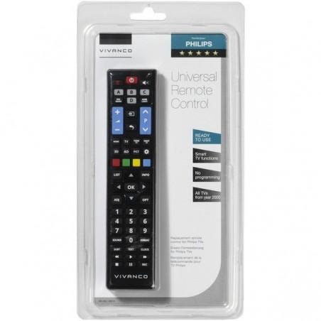 Mando TV VIVANCO Compatible PHILIPS