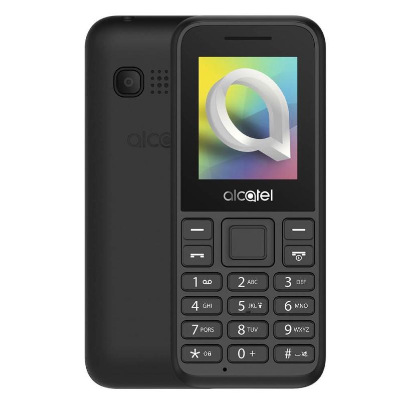 Teléfono libre ALCATEL 1066DB negro