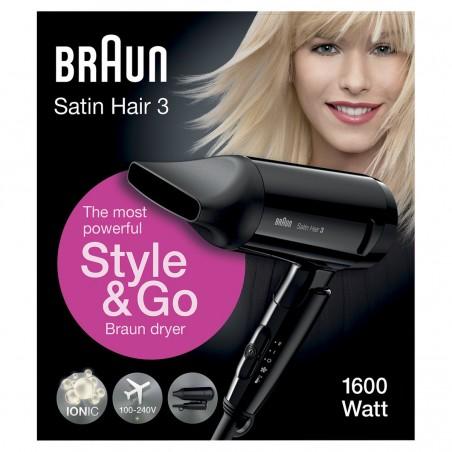 Secador BRAUN HD350