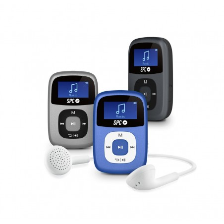 Mp3 SPC internet 8644A 4GB azul