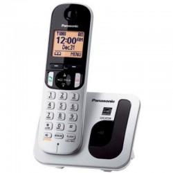 Teléfono DECT PANASONIC KX-TGC210 Gris