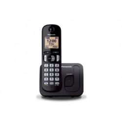 Teléfono dect PANASONIC KX-TGC210 negro