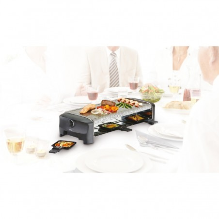 Raclette PRINCESS 162830 parrilla piedra