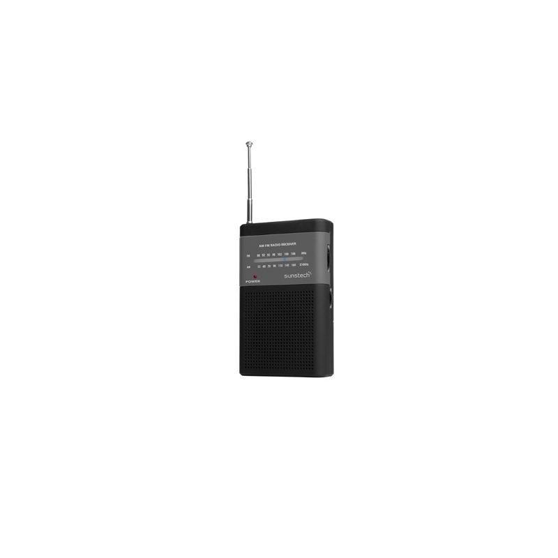 Radio portátil SUNSTECH rps 42 bk