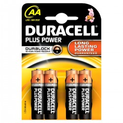 Pila DURACELL AA(LR06)PLUS power