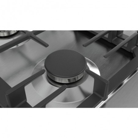 Encimera BOSCH PCC6A5B90 Gas Integrable Inox