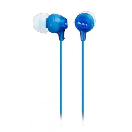 Auricular SONY MDREX15LPLI azul