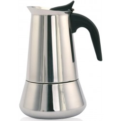 Cafetera ORBEGOZO KFI 460 4 tazas