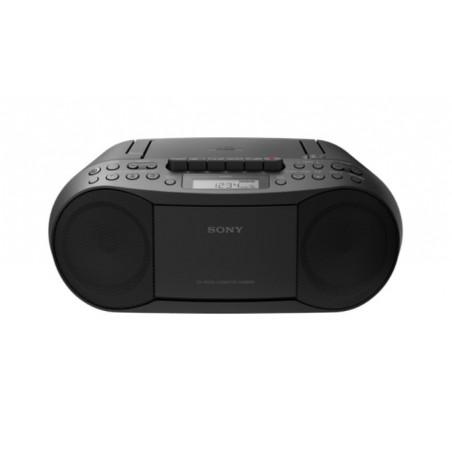 Radio cassette SONY CFDS70BCED negro
