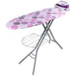 Tabla de planchar ORBEGOZO TP3500 rosa