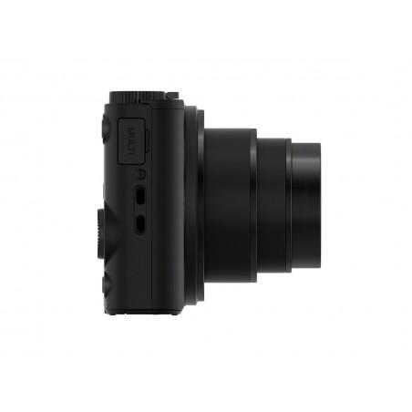 Cámarafotos digital SONY DSC-WX350B negra