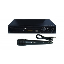 Reproductor DVD NEVIR NVR-2329 dvd-kum