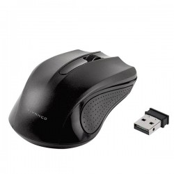 Ratón VIVANCO optico wireless 1000DPI
