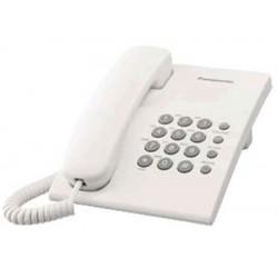 Teléfono dect PANASONIC KX-TS500EXW blan