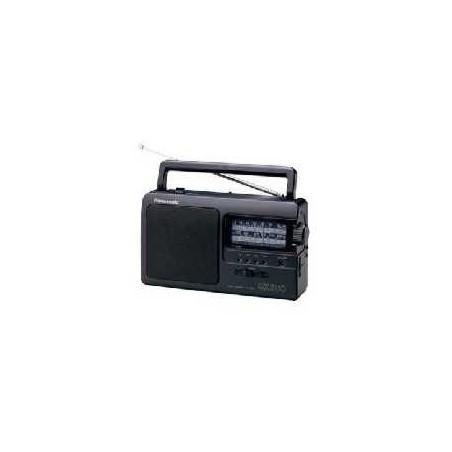 Radio portátil PANASONIC RF3500E9-K
