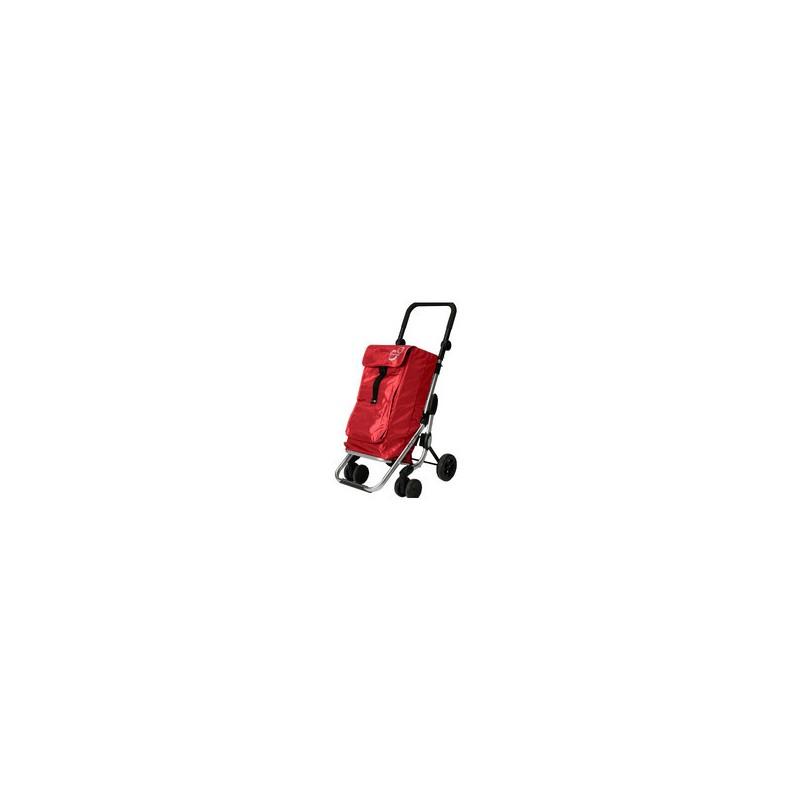 Carro compra PLAYMARKET go up basic rojo