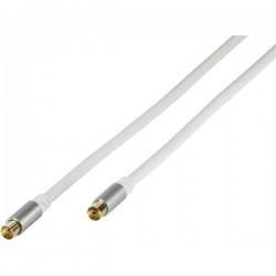Cable antena 110DB 2MTS+ADAPTADOR