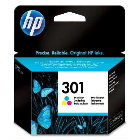 Cartucho HP 301 color (CH562EE)
