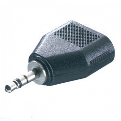 Cable VIVANCO 3,5MM a 2 hem 3 v