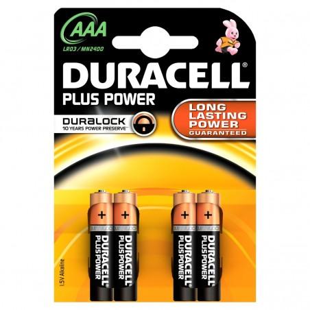 Pila MAXELL plus power AAA(LR03)