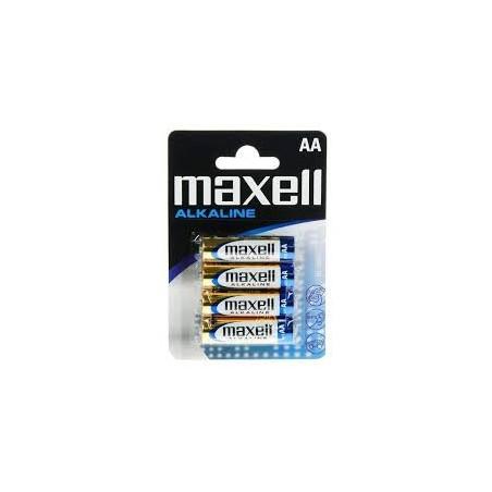 Pila MAXELL plus power AA(LR06)