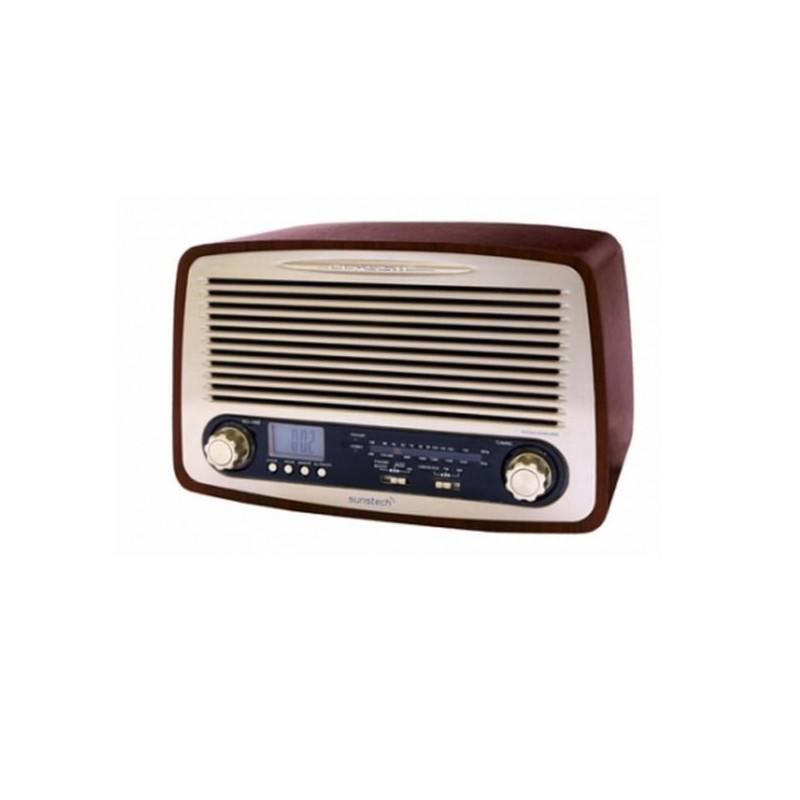 Radio retro SUNSTECH RPR4000