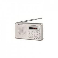 Radio despertador ELBE RF49