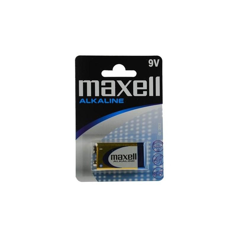 Pila MAXELL LR09 alcalina