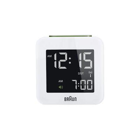 Radio despertador BRAUN BNC008WH digital