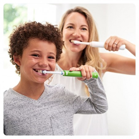 Dental BRAUN D16 junior verde