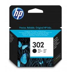 Cartucho HP 302 negro