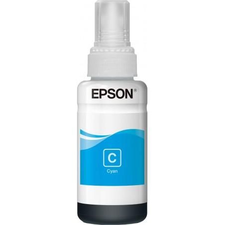 Cartucho EPSON C13T664240 cyan