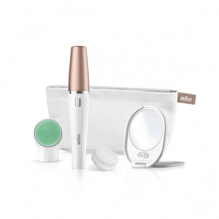 Depiladora BRAUN FaceSpa 851V Facial Premium Multipack