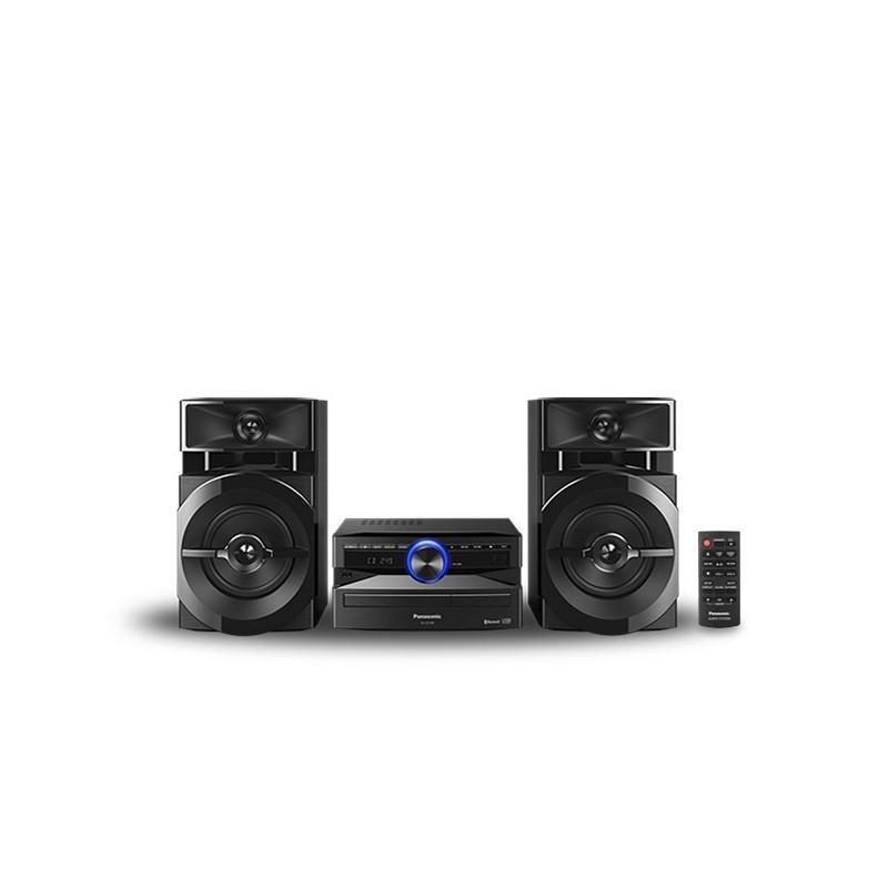 Equipo PANASONIC SC-UX100E-K Bluetooth