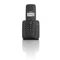 Teléfono DECT GIGASET A116 Negro