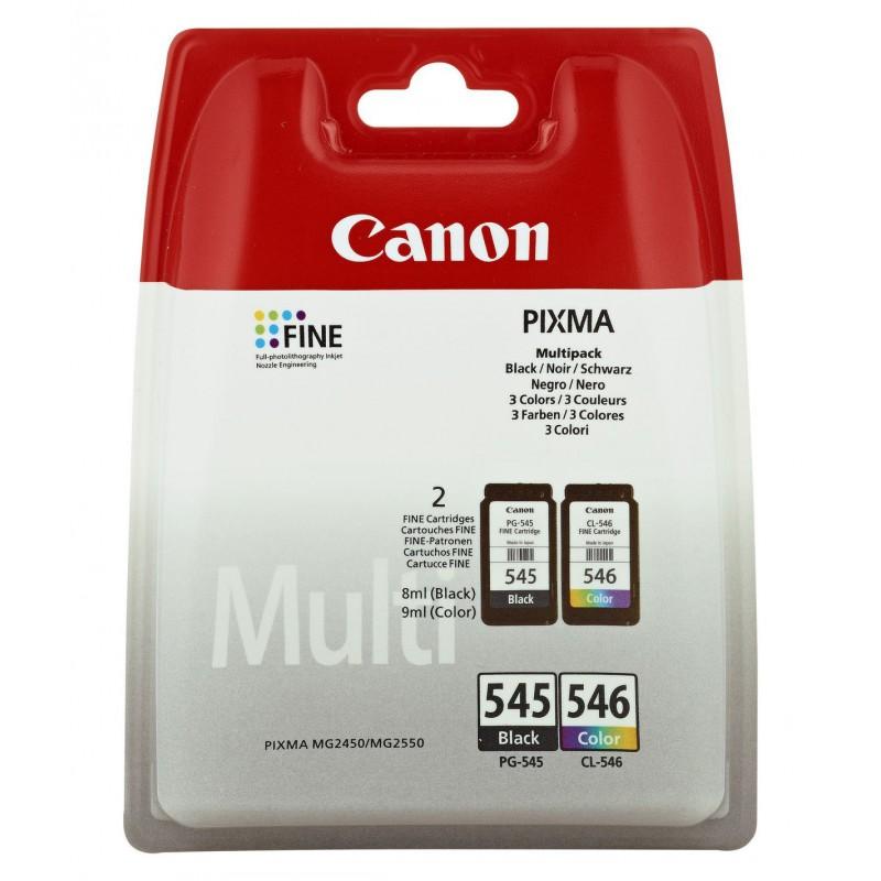 Cartucho CANON multipack 8287B006