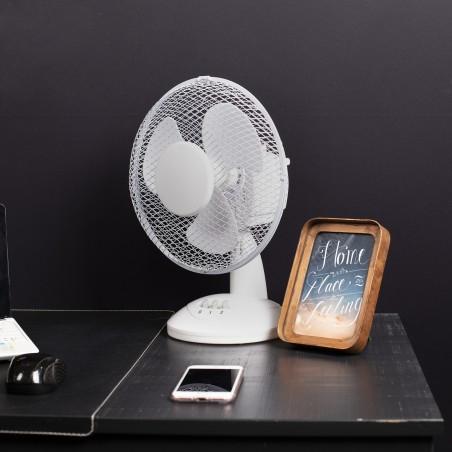 Ventilador TRISTAR VE-5923 23cm Blanco